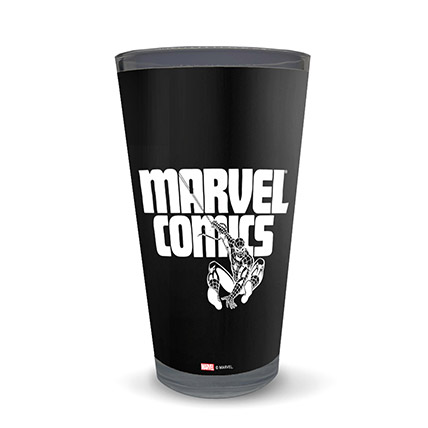 Marvel Swinging Spiderman Latte Glass: Unique Gifts Dubai