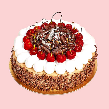 4 Portion Blackforest Cake: Send  cake for Boyfriend