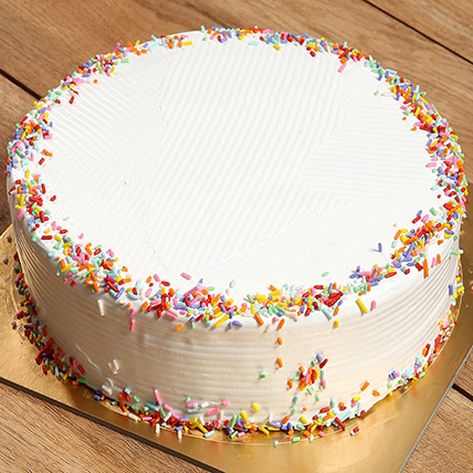 Rainbow Cake: Cakes for New Year