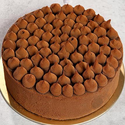 Tiramisu Round Cake:  Business Gifts