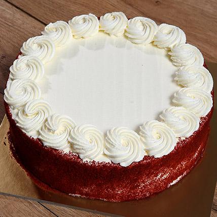 Yummy Red Velvet Cake 1Kg: