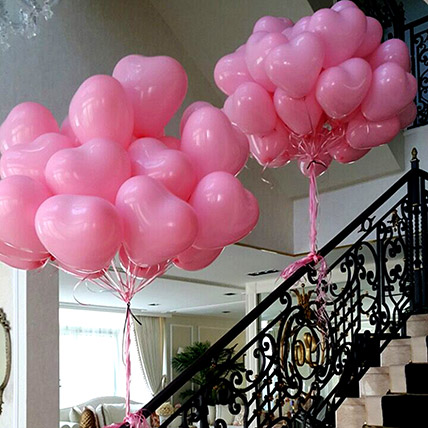 Balloon Fencing: Helium Balloons Dubai