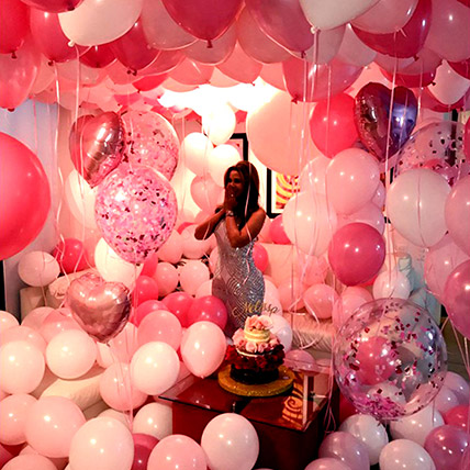 Flawless Surprise: Helium Balloons Dubai