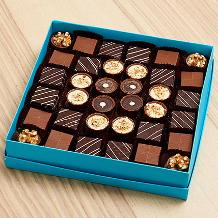 Assorted 36 Pcs Chocolate Box: Gift Ideas for Boss