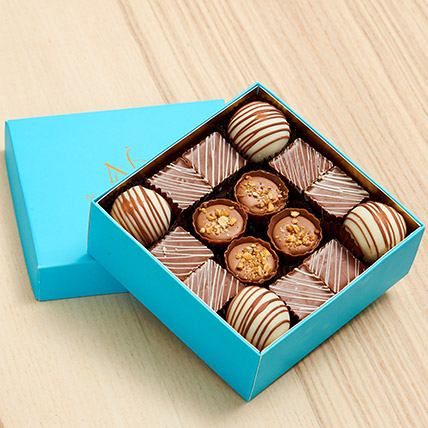 Delicious Chocolate Box- 16 Pcs: