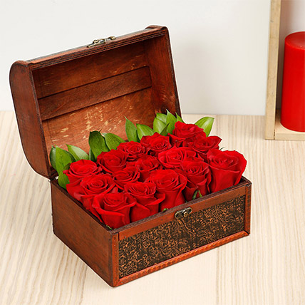 Treasured Roses: Birthday Gift for Husband