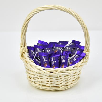 Sweet Chocolate Hamper: Chocolates For Anniversary