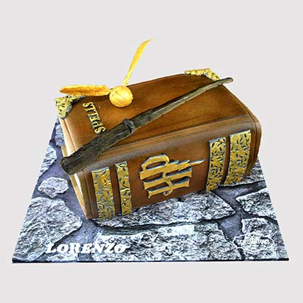 Harry Potter Magical Cake: Harry Potter Themed Cakes