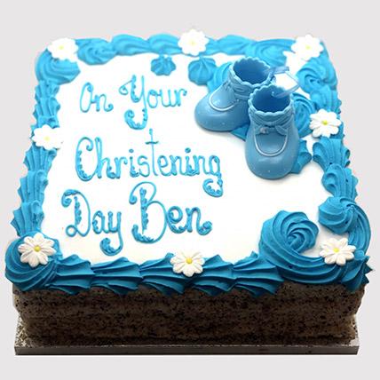 Designer Christening Cake: Christening Cakes for Boys/Girls