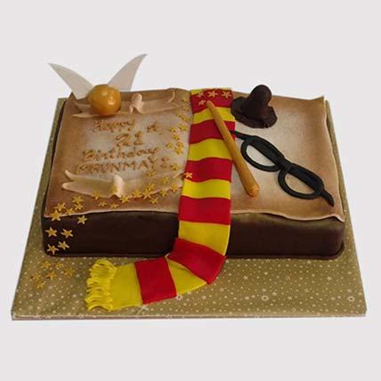 Harry Potter Themed Cake: Harry Potter Themed Cakes