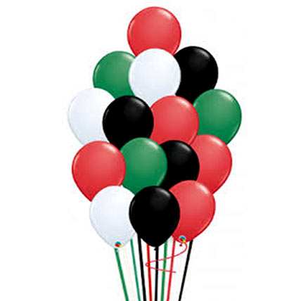 National Day Special Helium Balloons: National Day Gifts