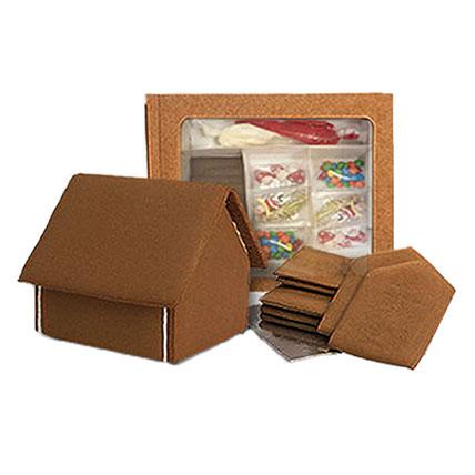 Ginger House Kit: Xmas Cake