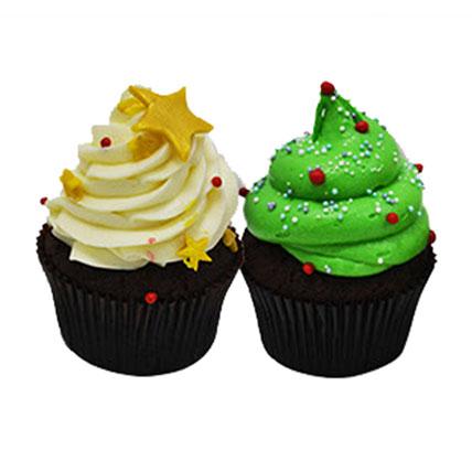 Xmas Cupcakes: Xmas Cupcakes