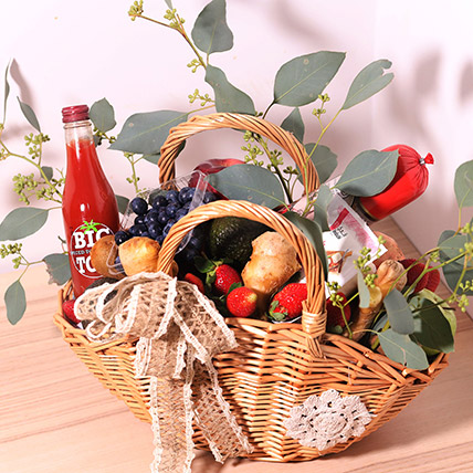 Special Treats: Gift Hampers