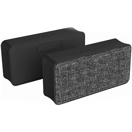 Black N Grey Bluetooth Speaker: