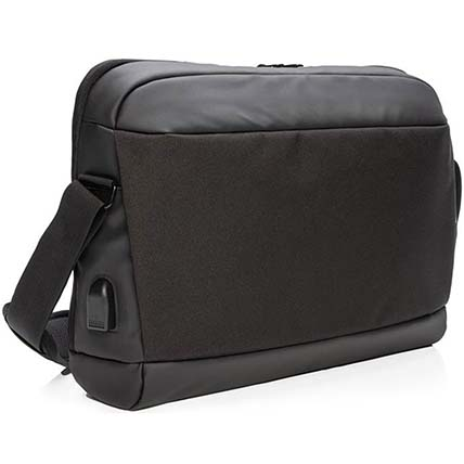 Comfortable Laptop Messenger Bag: