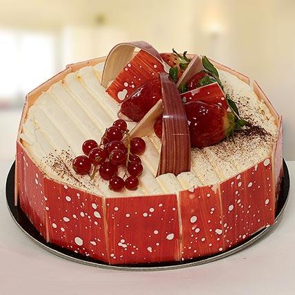 4 Portion Vanilla Temptation: Cakes in Sharjah