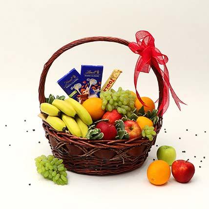 Fruitful Hamper: Fruit Basket Dubai