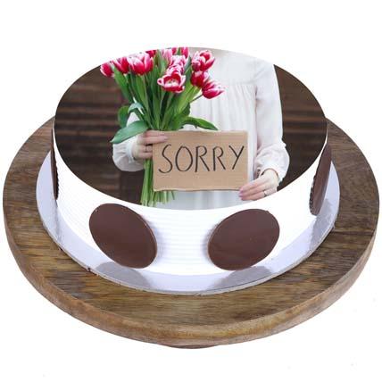 I M Sorry Truffle Cake 1 Kg: I Am Sorry Gifts