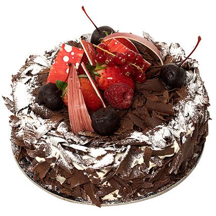 Blackforest Cake: