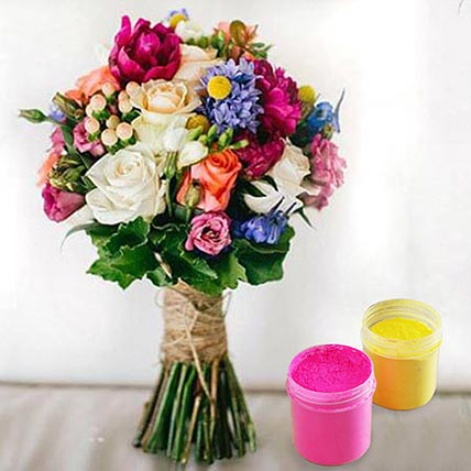 Lethal Combinations with Holi Colors: Gifts For Holi