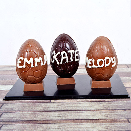 Personalised Chocolate Easter Egg: Gift Ideas for Sister