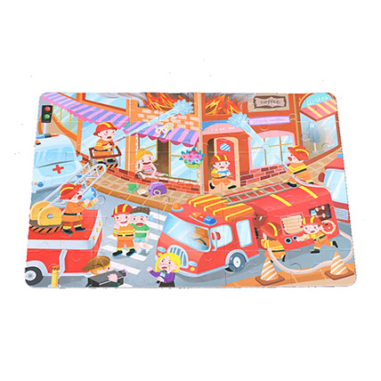 Hero Fireman Puzzle Box: Buy Puzzle for Kids