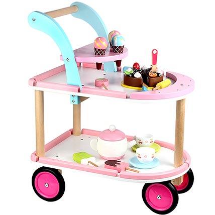 Ice Cream Cart: