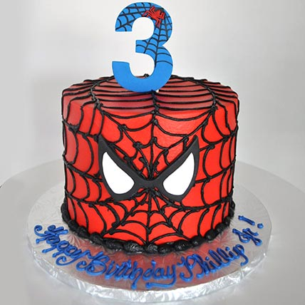 Special Spiderman Cake: Spiderman Cake Ideas
