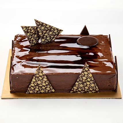 Chocolate Ganache Cake: Cakes in Sharjah