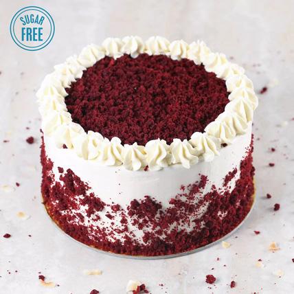 Sugar Free Red Velvet Cake: Gifts For Grandparent's Day