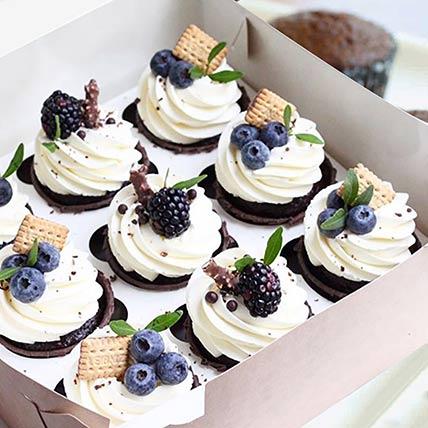 Chocolate Cupcakes: Cupcake Dubai