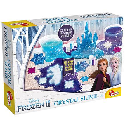 FROZEN 2 CRYSTAL SLIME: Toys for Kids
