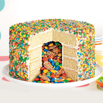 M&M Party Cake: Designer Cakes for Anniversary