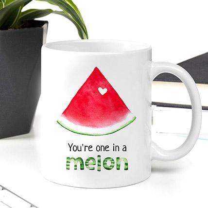 You Are My Melon Mug: Friendship Day Mugs