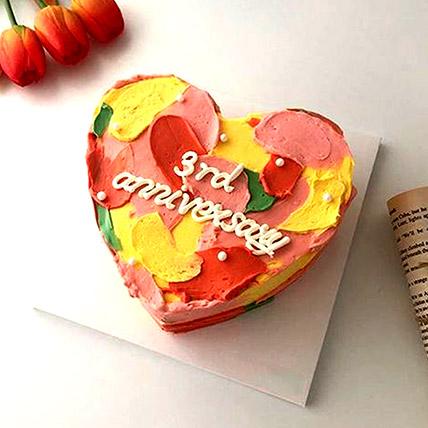 Hues Of Love Cake Gluten Free: