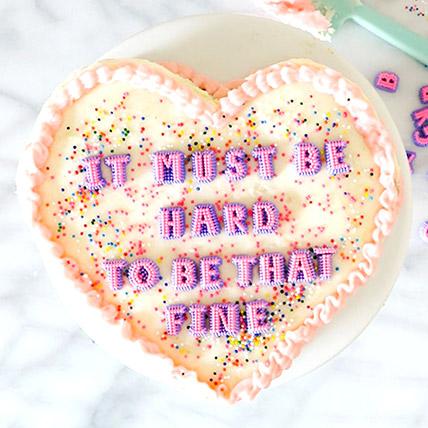 Ravishing Heart Shape Cake Gluten Free: Heart Shaped Cakes