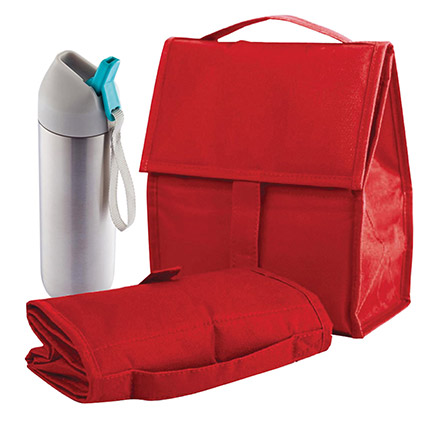 Lunch Box And Water Bottle Combo: Back to School Gifts