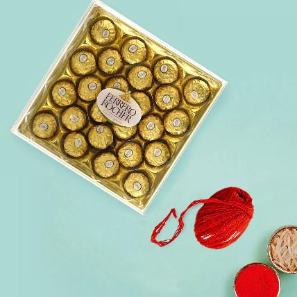 Ferrero Rocher for Bhaidooj: Bhai Dooj Gifts