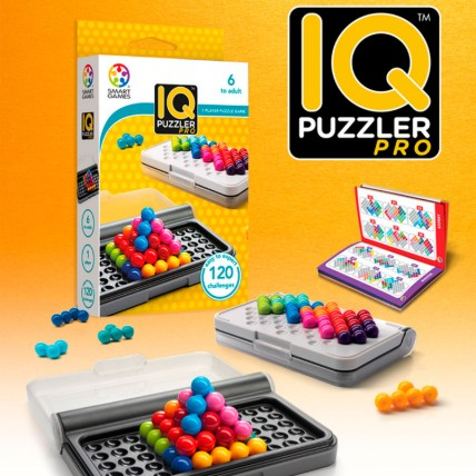 IQ Puzzler Pro Pocket Board Game: Buy Puzzle for Kids