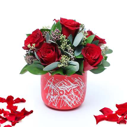 You Are Extra Special To Me: Bouquet of Roses