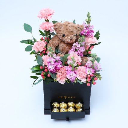 Happy Petals: Happy Women's Day Flowers