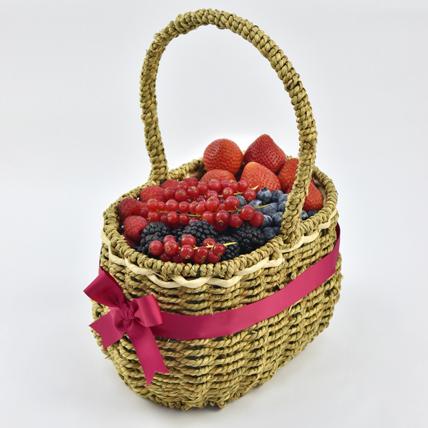 Berries Sensation Basket: Food Gifts