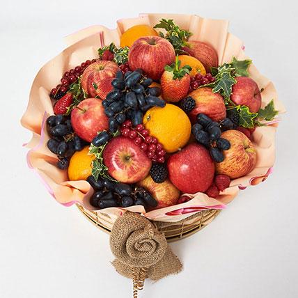 Mix Fruits Special Fruit Basket: Self Care Kits