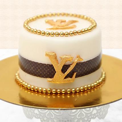 LV Mono Cake: Mono Cakes