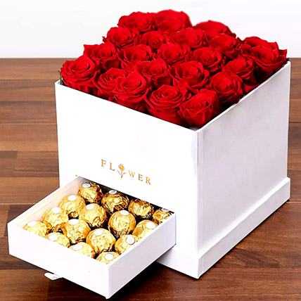 Classic Red Roses Arrangement: I Am Sorry Gifts