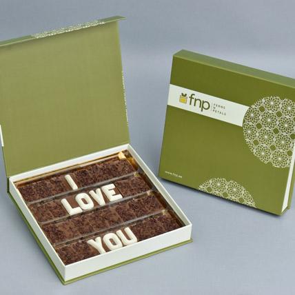 I Love You Chocolate: Buy Anniversary Chocolates
