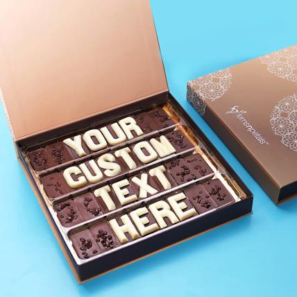 Customizable Chocolate Box: Kids Gift Ideas