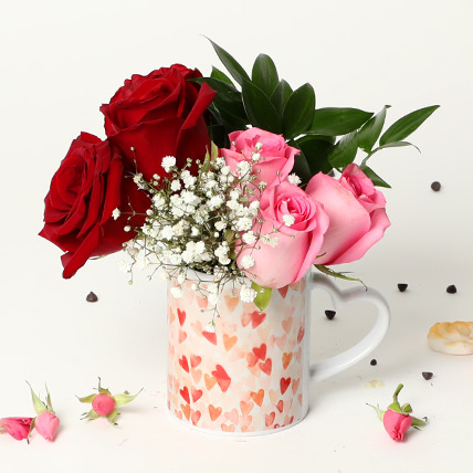 Flowers and Love All Around: Flowers Offers