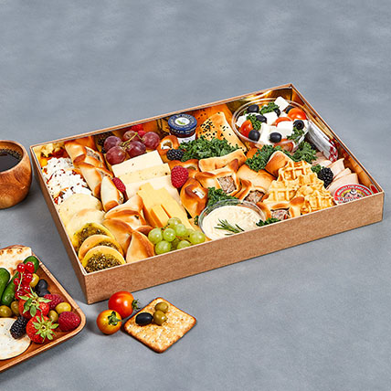 Happy Tummy Cheese n Savouries Collection: Cheese Boxes